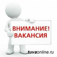 В Хурале представителей Кызыла две вакансии главных специалистов