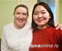 Молодую оперную певицу из Тувы приглашают на обучение в Италию