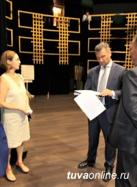 В Туве будет построена современная библиотека