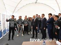 Строительство железной дороги Кызыл-Курагино начнется в 2019 году - глава РЖД Олег Белозеров
