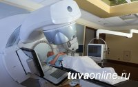 В Онкологический диспансер Тувы поступил аппарат лучевой терапии стоимостью 60 млн. рублей