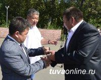 """Нацпроект """"Экология"""": Лесники Тувы получили лесoпожарную технику на 24 млн. рублей"""