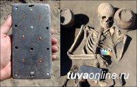 Археологи нашли похожий на смартфон предмет возрастом 2100 лет