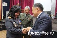 Ко Дню города чествовали ветеранов правоохранительных органов
