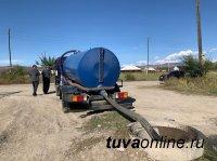Инспекторы Минприроды Тувы выявили случаи незаконного слива жидких бытовых отходов
