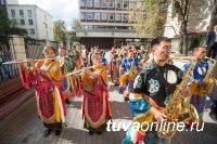 Новый концертный сезон Духовой оркестр Правительства Тувы откроет на Кызылском Арбате