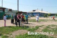 В Туве идет строительство нового дома-интерната для инвалидов