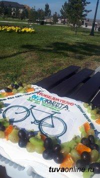 В Туве проведен велоквест «День без авто – наш выбор!»