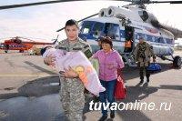Трехлетний мальчик провел три дня в тайге и заявил спасителям: «Я не боялся!»