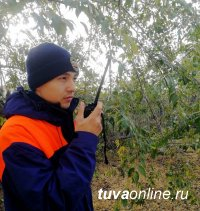 В Тоджинском районе Тувы ведутся поиски 12-летнего мальчика, потерявшегося в тайге при сборе орехов