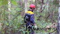 После 5 дней поисков в Тоджинском районе Тувы в тайге нашли заблудившегося 12-летнего мальчика!