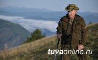 Появилось видео похода Путина и Шойгу за грибами в тайгу - РБК