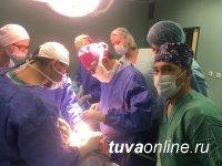 Два тувинских хирурга прошли обучение в НМИЦ Онкологии Н.Н. Блохина