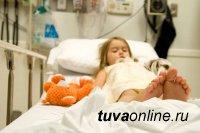 В Туве трехлетняя девочка отравилась угарным газом