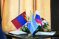 Глава Тувы находится в рабочей командировке в Монголии