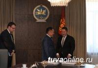 Тува в центре внимания Монголии