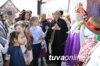 В Национальном музее Тувы открыли выставку старинного русского костюма