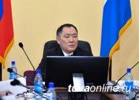 Глава Тувы предупредил министров о персональной ответственности за реализацию нацпроектов
