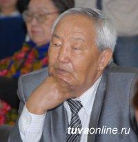 Власти Кызыла увековечат память о Народном писателе Тувы Александре Даржай