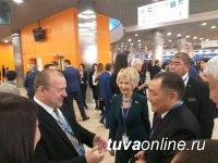 Дина Оюн о съезде Единой России: Слушать людей. Не бояться проблем. Работать в команде