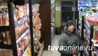В Кызыле на очередном рецидиве попался грабитель, косивший под англичанина