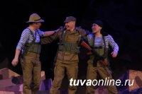 В Национальном театре Тувы сегодня показ спектакля «Шурави» о службе воинов-интернационалистов в Афганистане