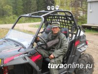 Человек труда Оюн Иван Чевин-оолович – лучший волчатник и стрелок России