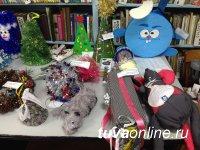 В Кызыле завершают конкурс елочных игрушек