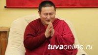 Церемония интронизации VIII Камбы-Ламы Тувы состоится 19 декабря