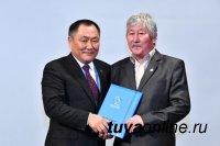Глава Тувы Шолбан Кара-оол поздравил энергетиков республики с профессиональным праздником
