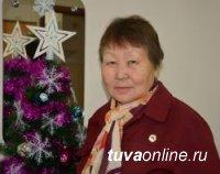 В Туве ветеран здравоохранения завоевала золотой знак ГТО