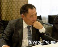 Глава Тувы проверит на компетентность чиновников, задержавших зарплату