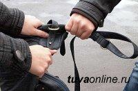 В Туве грабителя подвела под монастырь тяга к женским сумкам