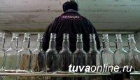 В Кызыле заядлая торговка спиртным проведет наступивший 2020 год за решеткой
