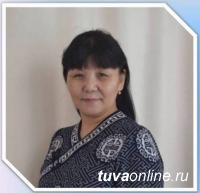 Человек труда Оксана Кунаевна Дамба-Хуурак. Посвящение маме