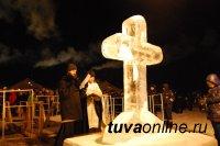 Кызыл готовится отметить Крещение Господне