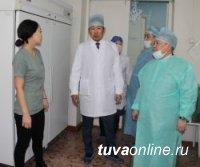 В Туве противотуберкулезный диспансер вновь возглавил Рустам Чудаан-оол
