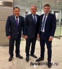 «Дети одной реки». Губернаторы Енисейской Сибири встретились на послании президента