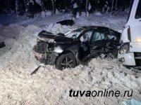 Семья погибла в аварии по дороге из Абакана в Кызыл