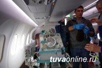 Санавиация Тувы оперативно доставила младенца в Иркутск для проведения операции