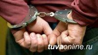 В Кызыле задержали грабителя – циника