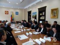 Общественная палата Тувы утвердит план мероприятий по реализации Послания Главы республики Верховному Хуралу Тувы
