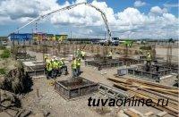 Тува в 2019 году в 1,5 раза увеличила объемы строительства