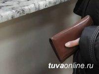 В Туве полицейские вернули женщине похищенный у нее кошелек вместе с деньгами и картами
