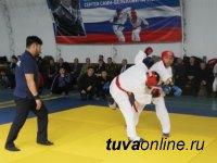 В Туве провели турнир по рукопашному бою памяти  Сергея Саин-Белековича Монгуша