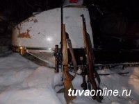 В Туве оштрафовали браконьеров, застреливших трех косуль в госзаказнике