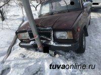 В Туве за поврежденную опору уличного освещения житель заплатит порядка 100 тысяч рублей