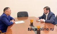 Глава Тувы обсудил в Минспорта России финансирование строящегося в посёлке Каа-Хем спорткомплекса
