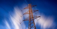 В Туве «раздели» электрическую опору