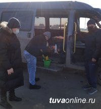 В столице Тувы выявили самых ответственных пассажироперевозчиков